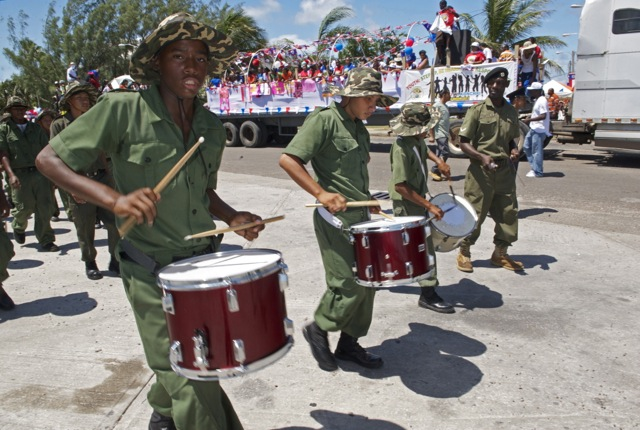 Celebration At Belize Independence Day