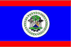 Belize National Flag