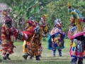 Local Colorful Costumes